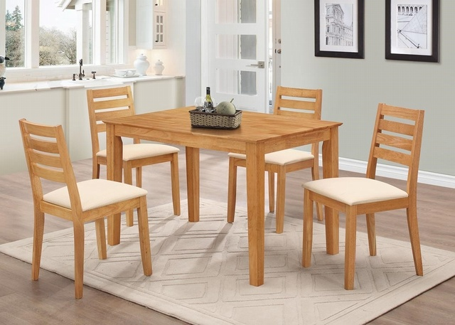 Boston Dining Set Table And Chairs 4 Or