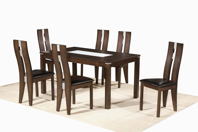 California Table 6 Chairs 36900